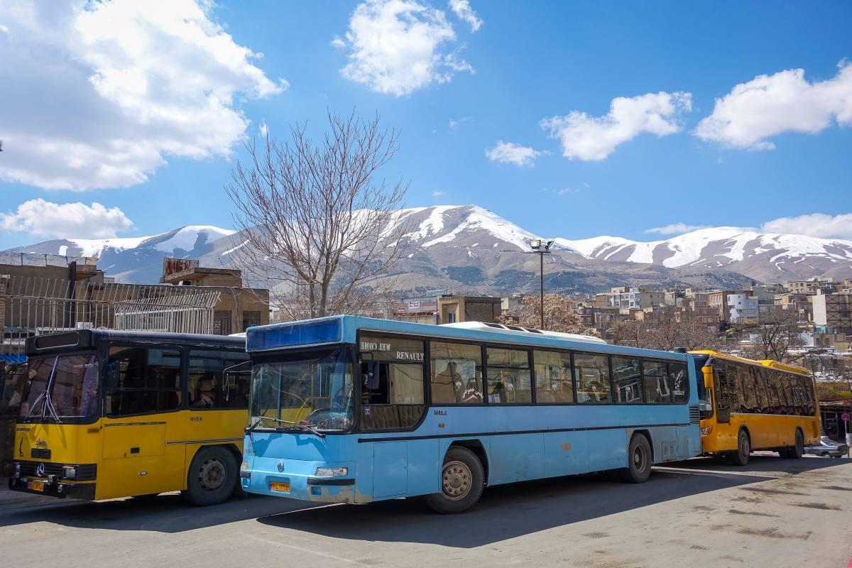 transportation in Iran