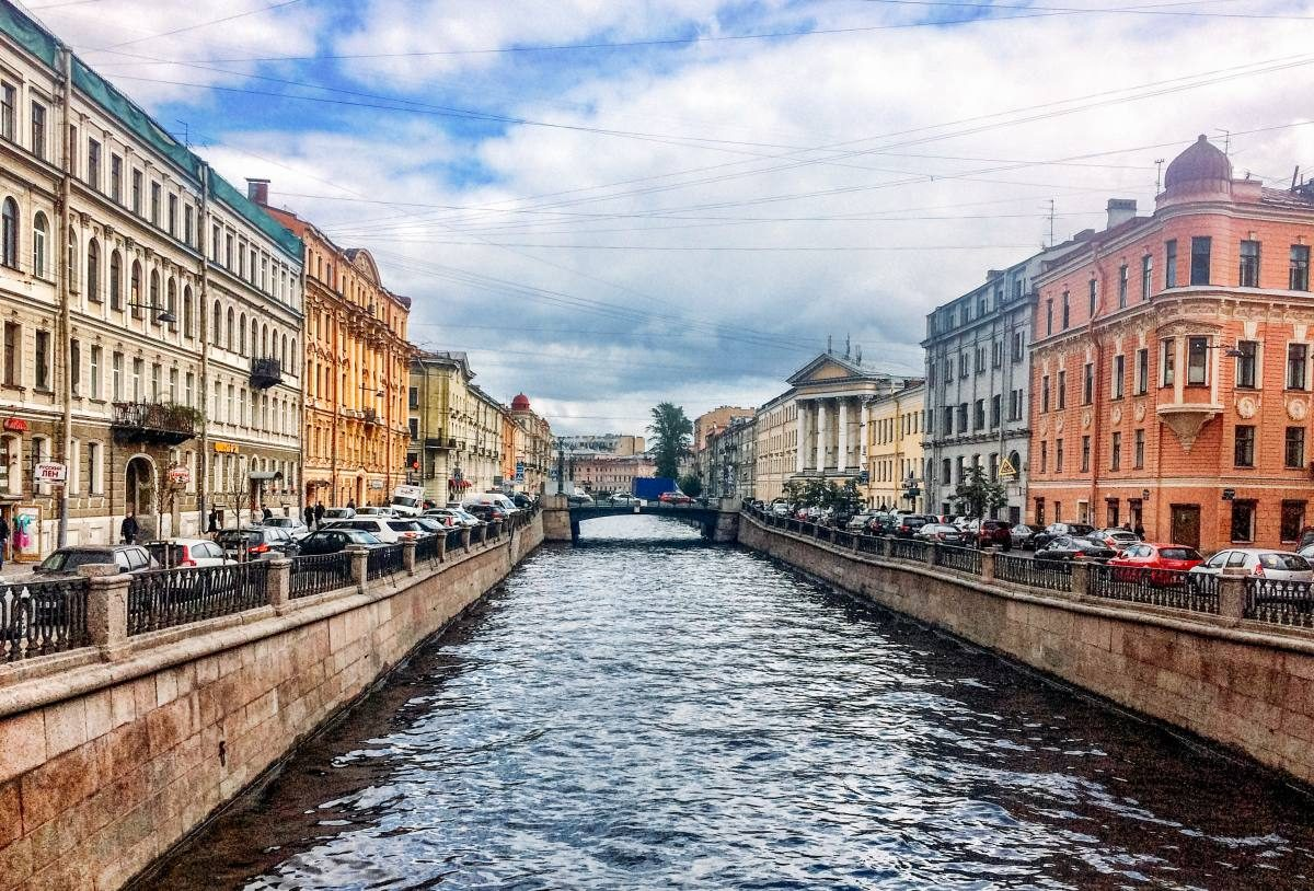 moving to St. Petersburg