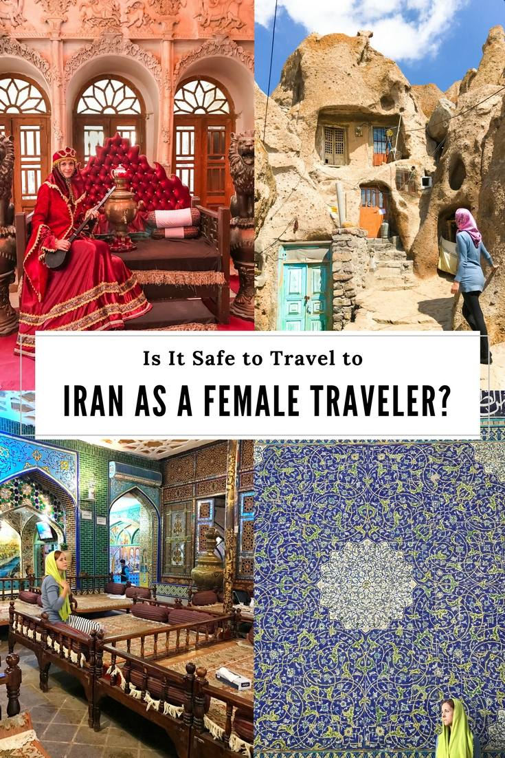 Is It Safe to Travel to Iran as a Solo Female Traveler?