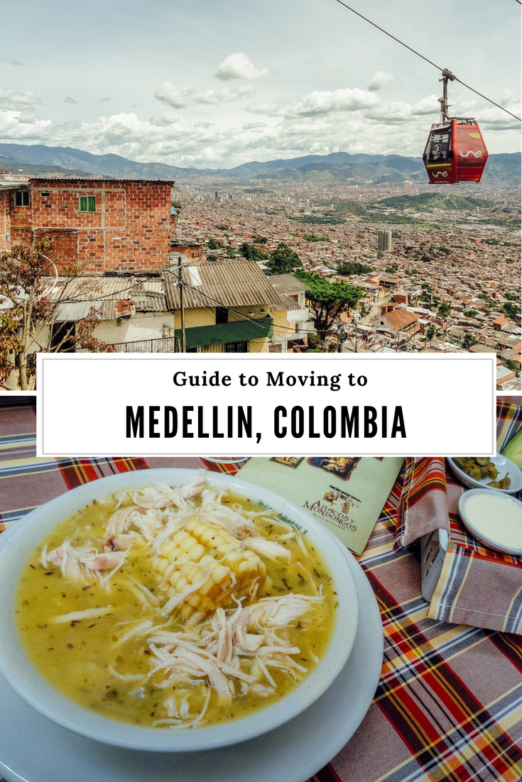 Living In Medellin Colombia