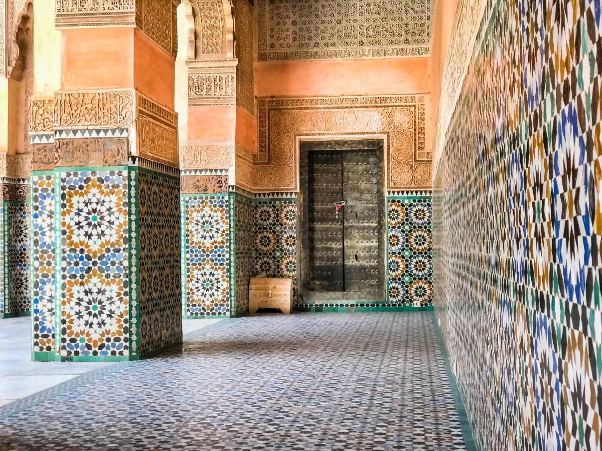 Weekend in Marrakech