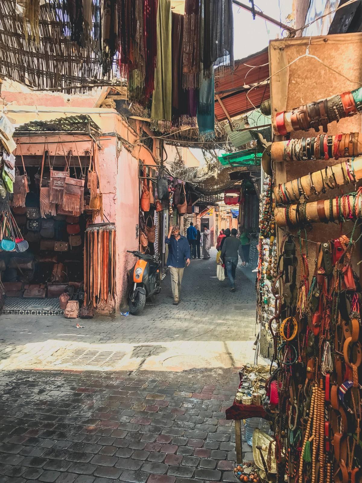 souk marrakesh