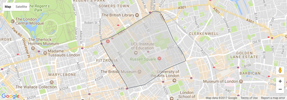 Street Map London West End.Best Areas To Stay In London Anna Everywhere