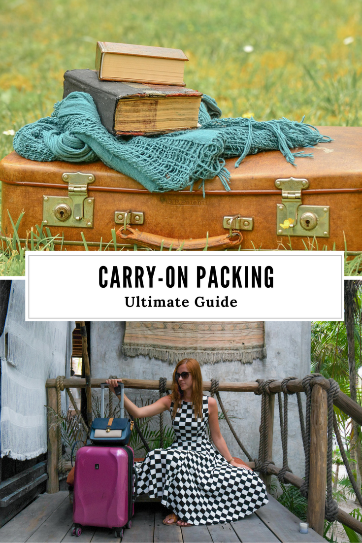Ultimate Guide to Carry-On Packing