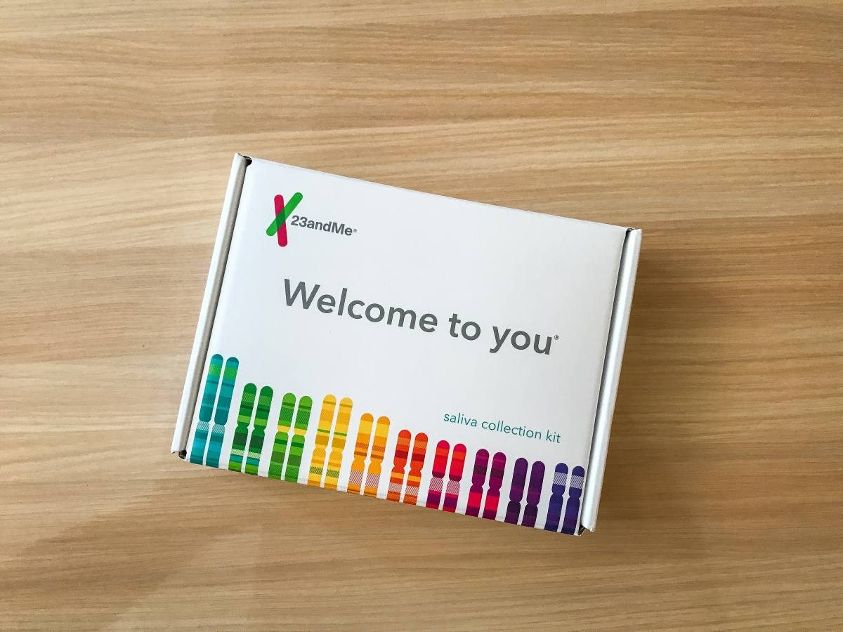 Discovering My Ancestry DNA with 23andMe