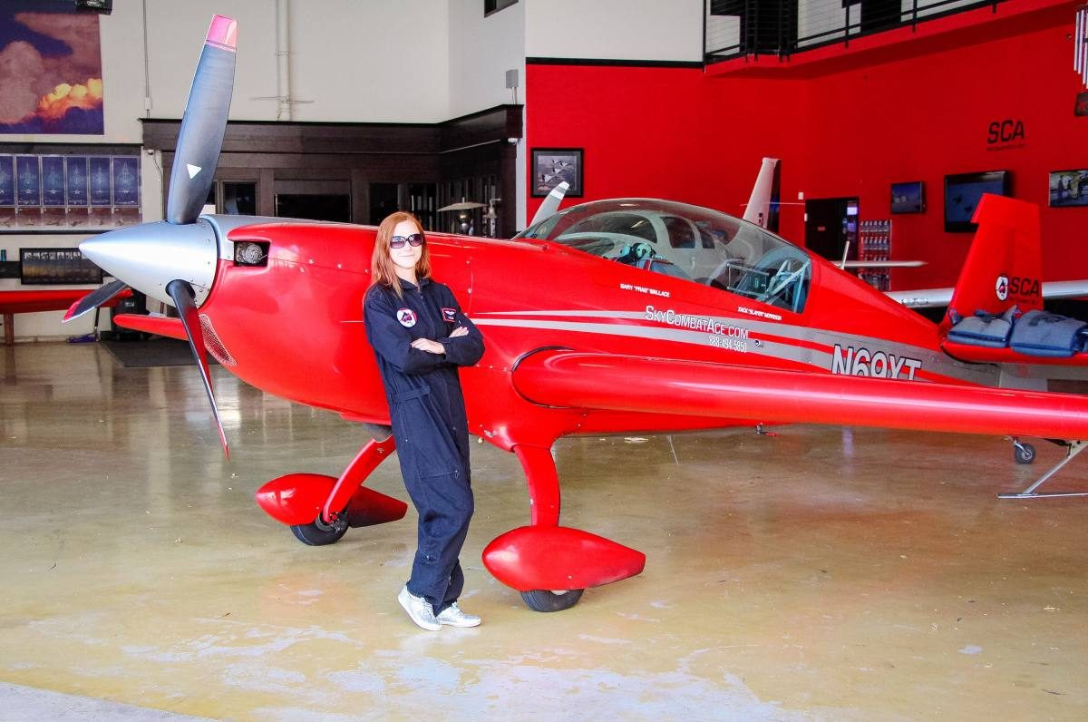 Sky Combat Ace inn Las Vegas