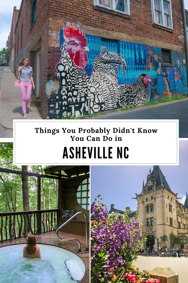 Mini Guide to Asheville NC
