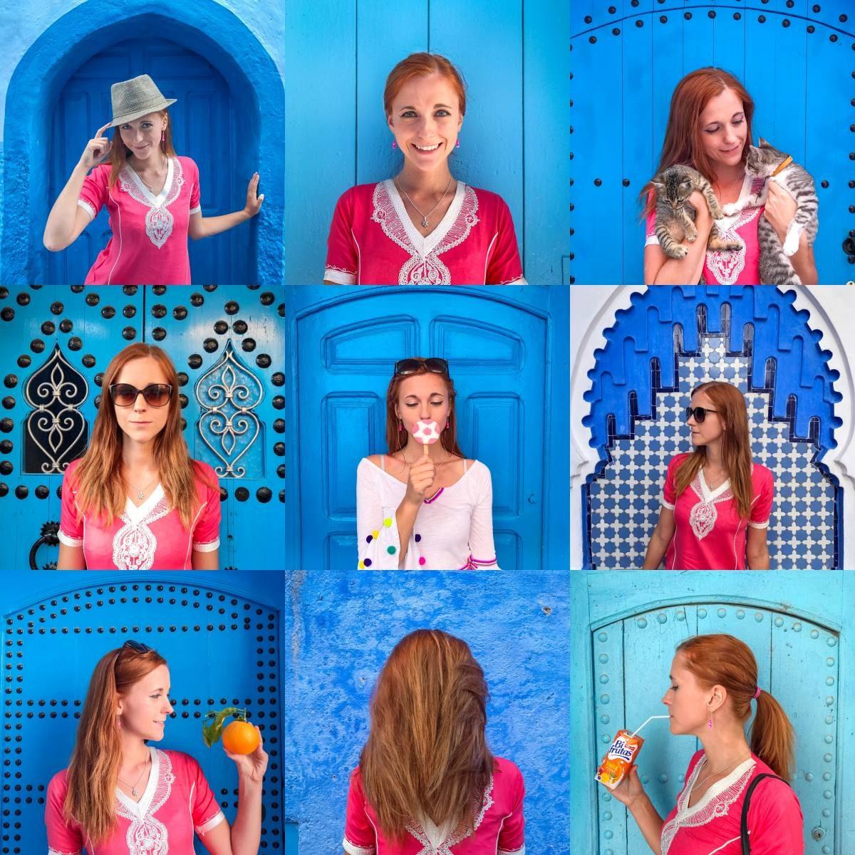 doors in Morocco