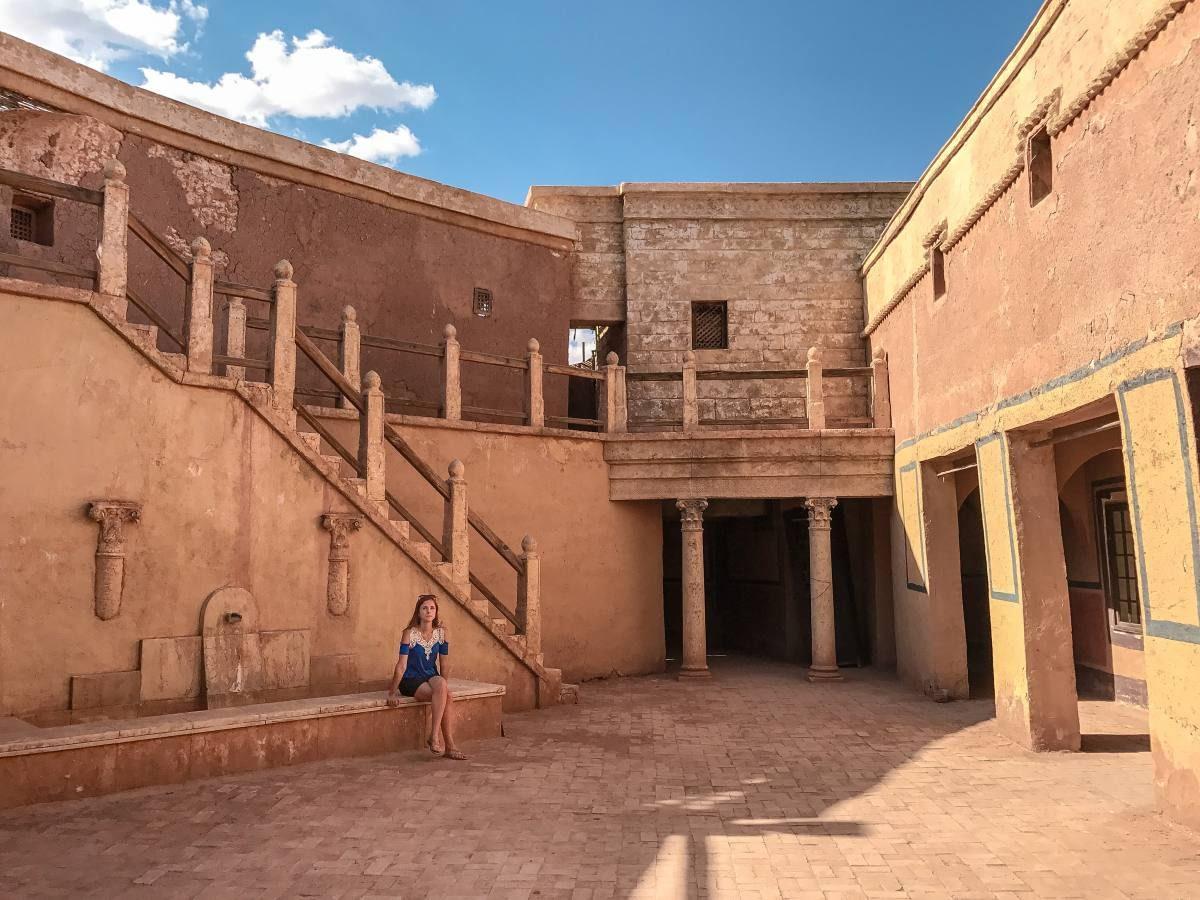 Atlas Studios Morocco