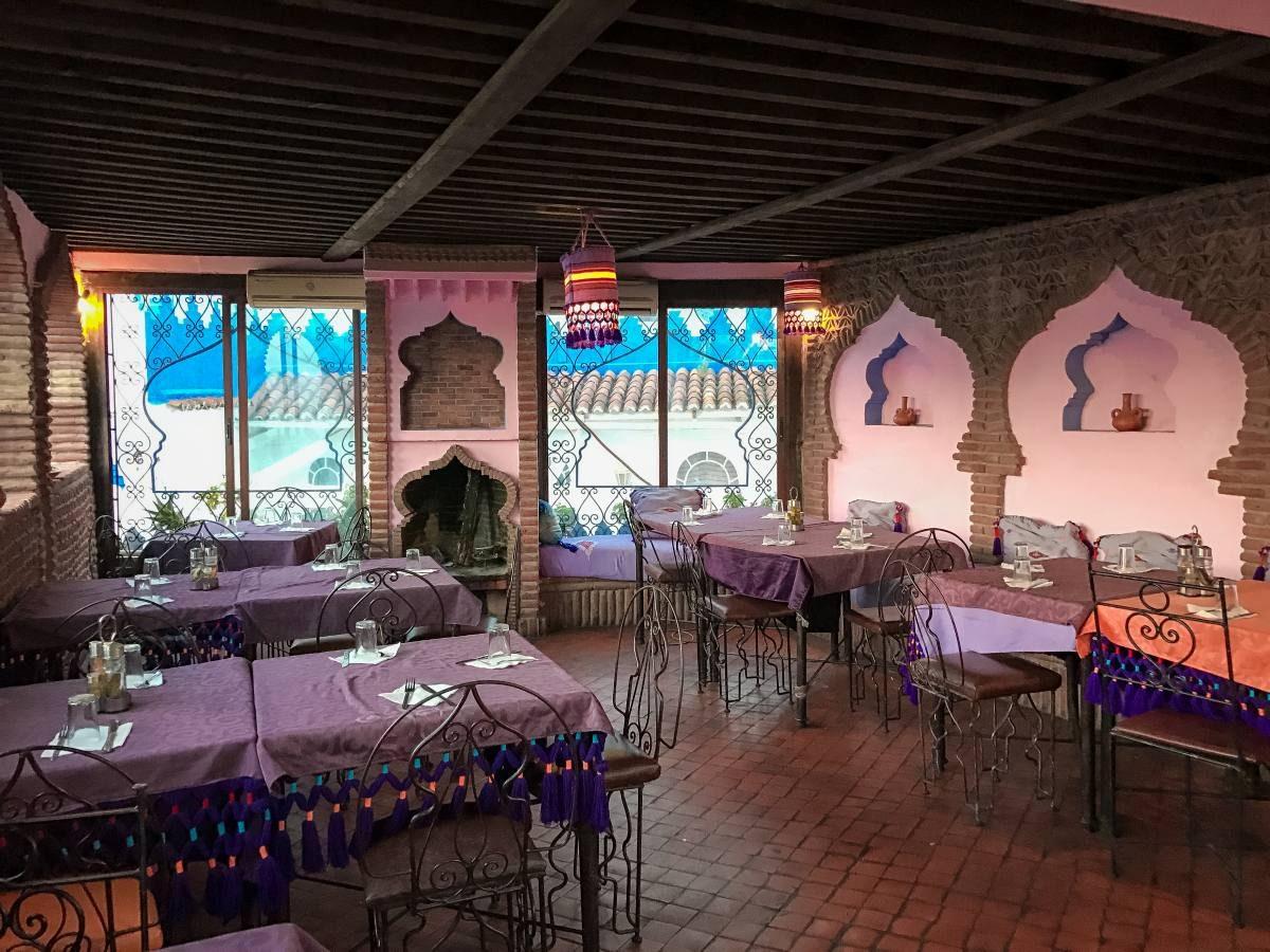 Alladin restaurant Chefchaouen