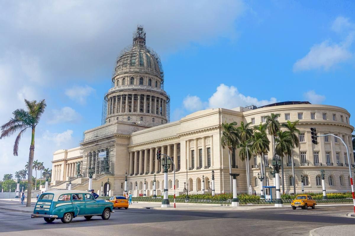 Cuba capitol