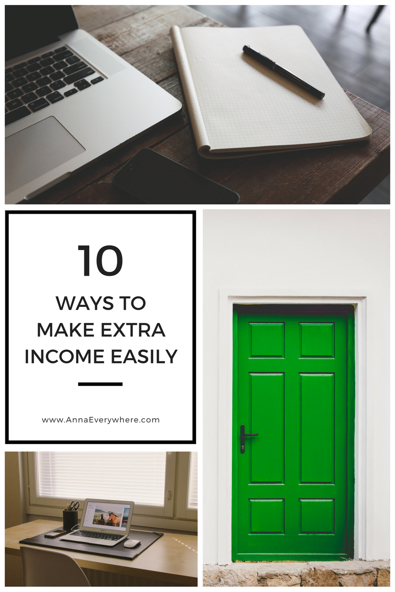 How to Make Extra Income Easily