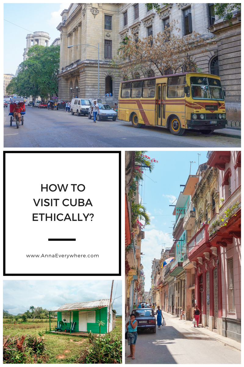How to Visit Cuba Ethically?