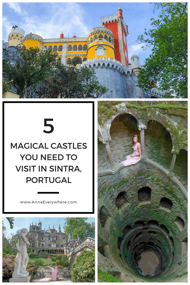 Magical Castles in Sintra