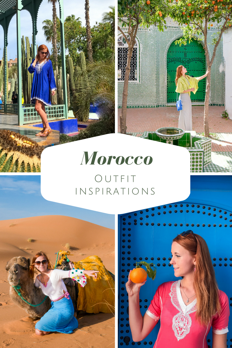 Morocco Outfit Inspiration