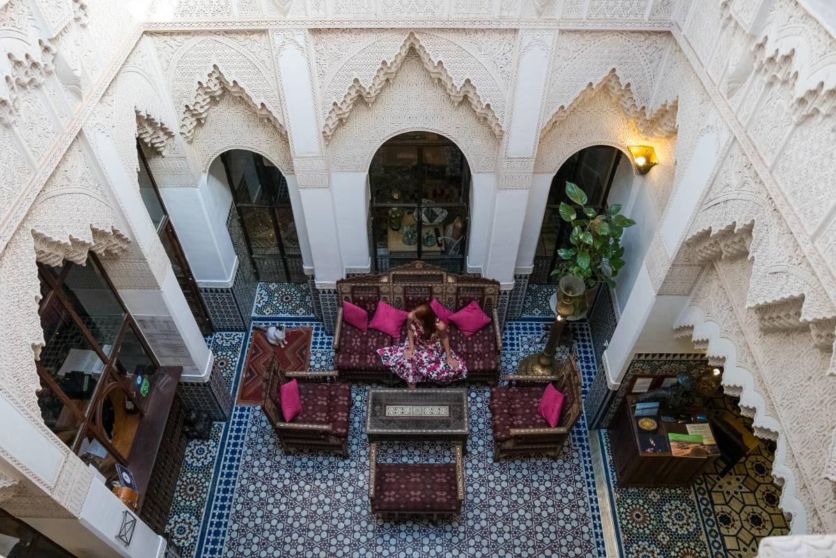 morocco clothes
