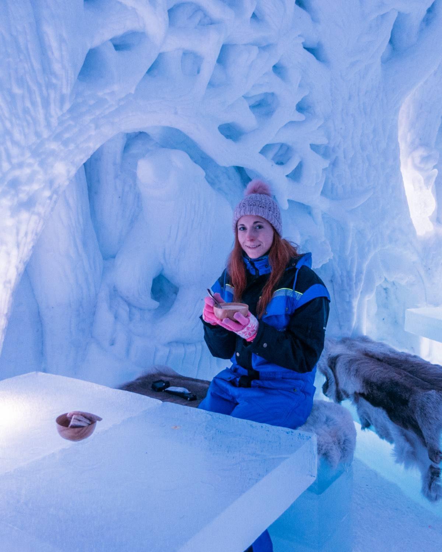 ice domes tromso