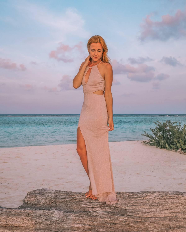Maldives sunsets