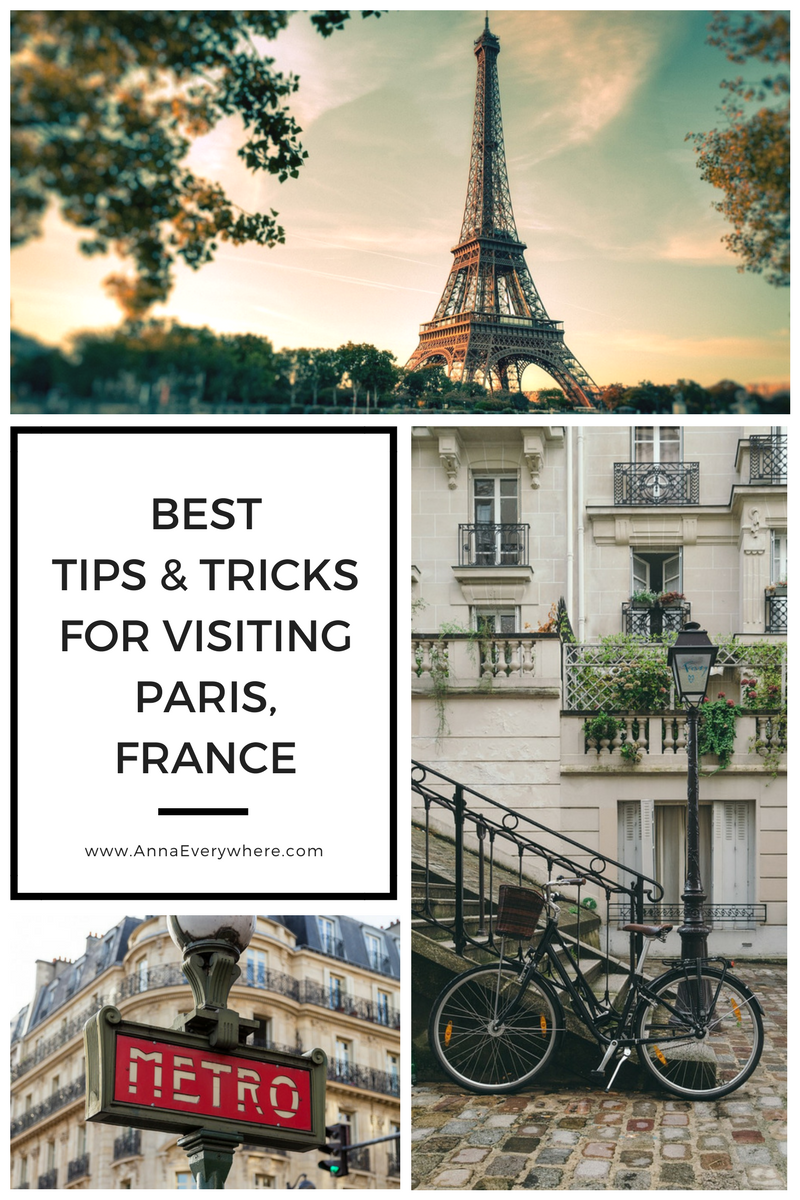 Practical Tips for Visiting Paris in 2018: How to Avoid Mistakes
