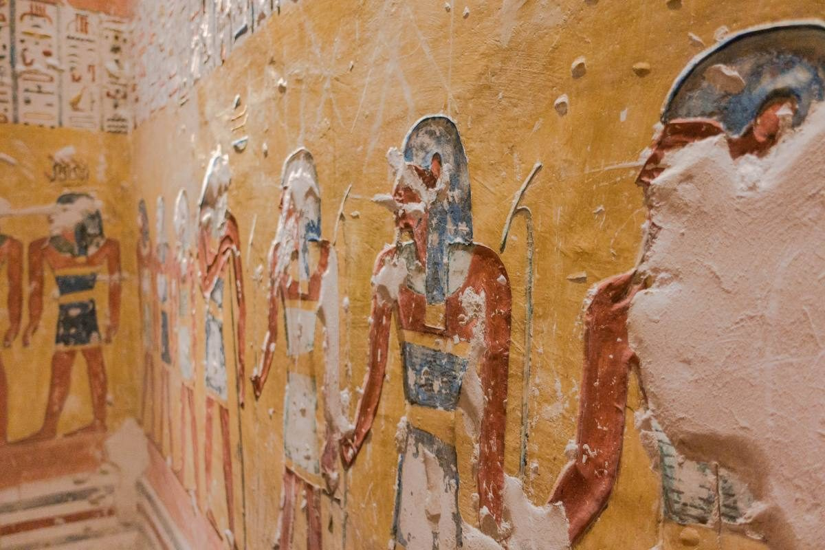 valley of the kings tips for visiting