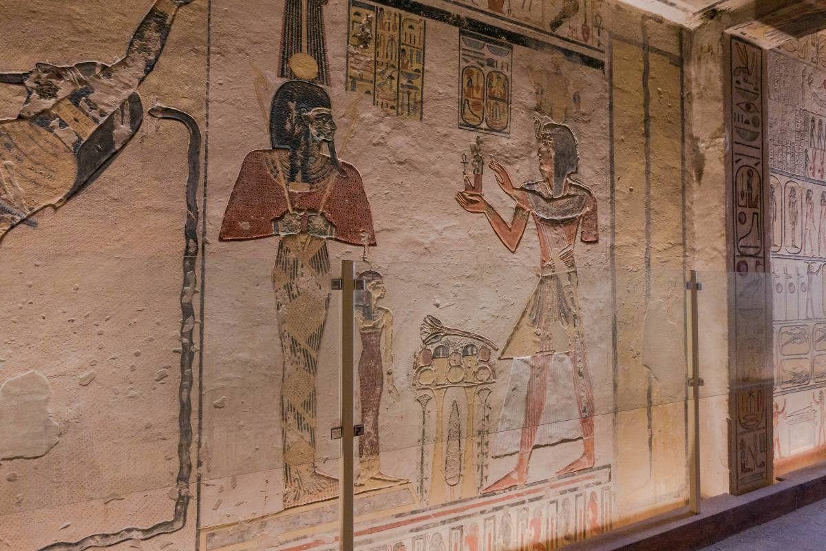 Ancient Egyptian Women Had a Lot of Privileges