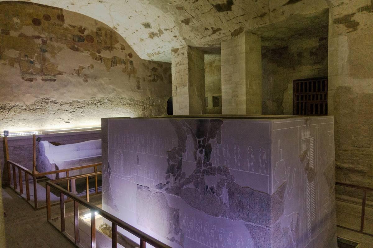 Ramses I Tomb Photos