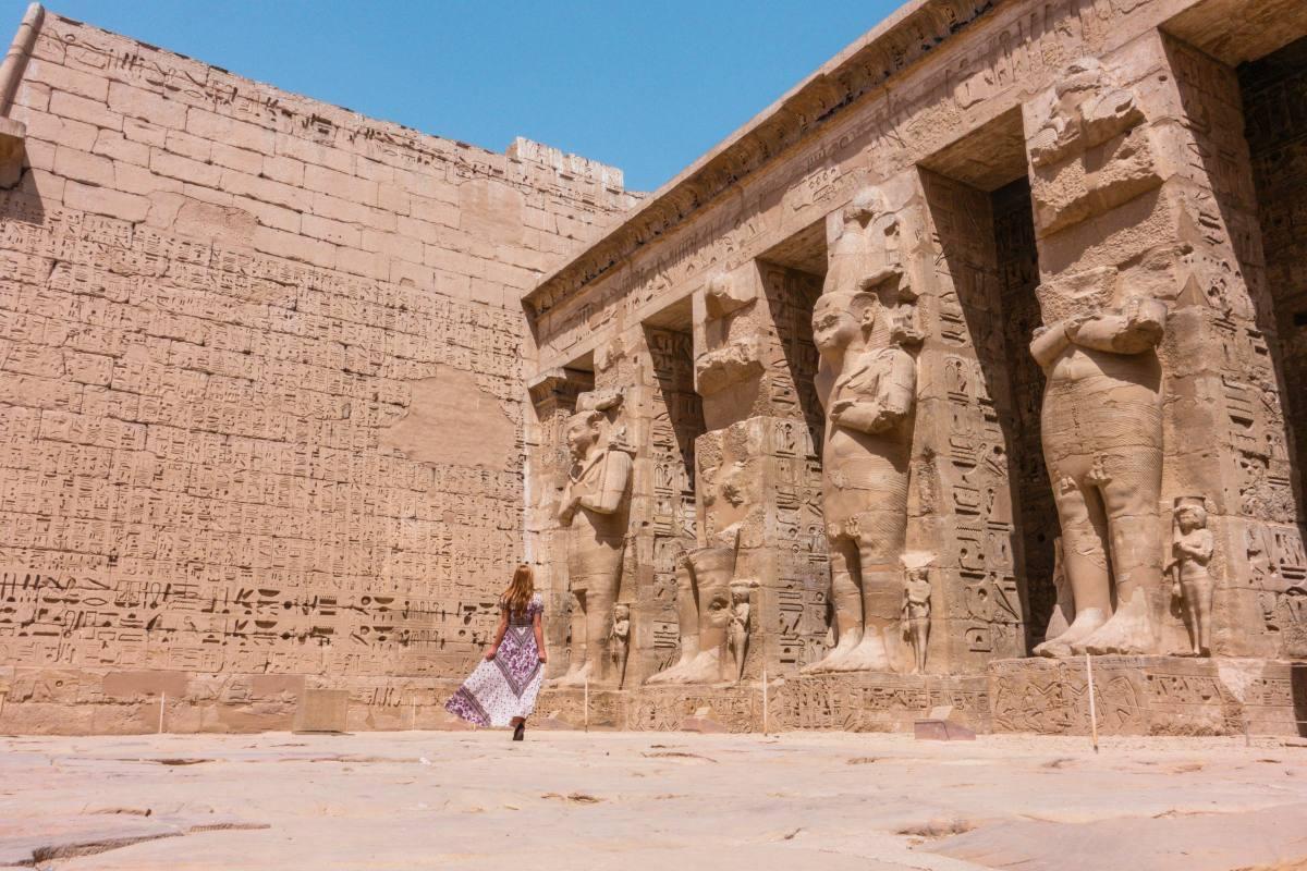stopover in Egypt