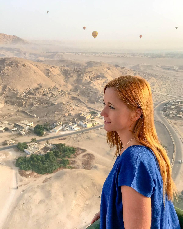 Egypt solo female