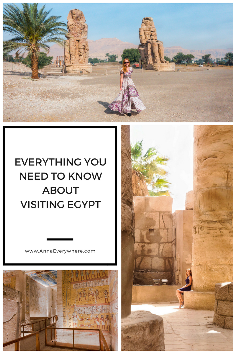 Everything You Need to Know About Visiting Egypt