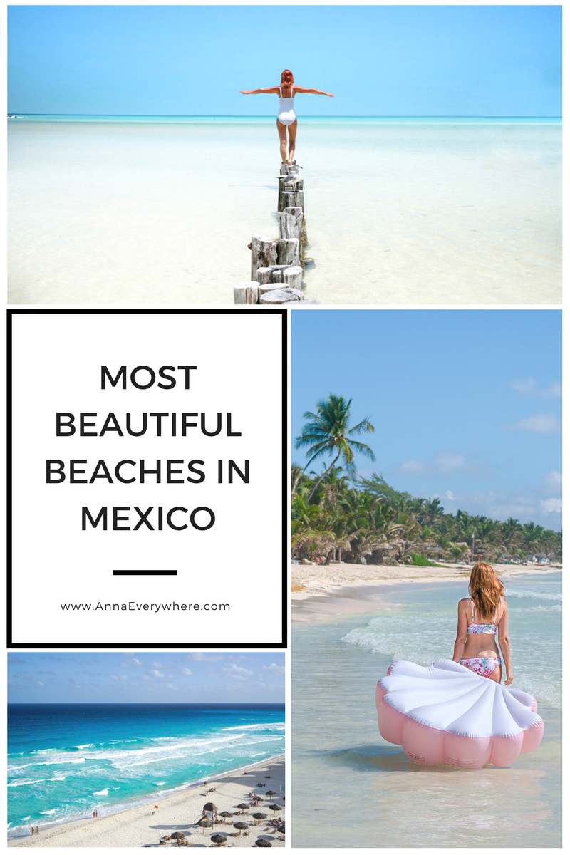 20 Best Beaches in Mexico with Tips on Where to Stay