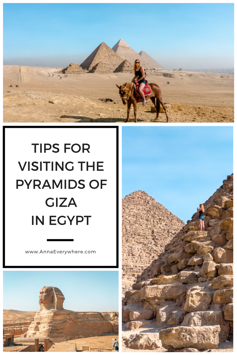 TIps for Traveling to Egypt