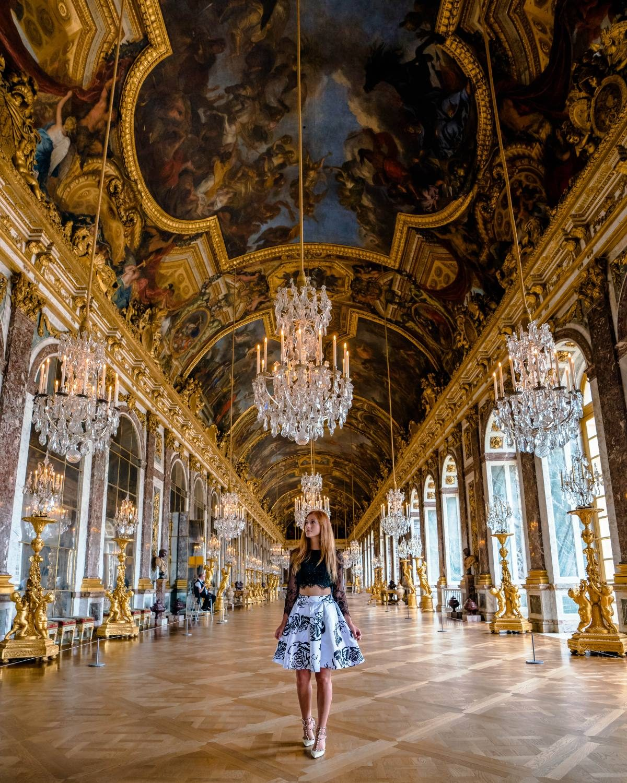 قصر فرساي، باريس، فرنسا