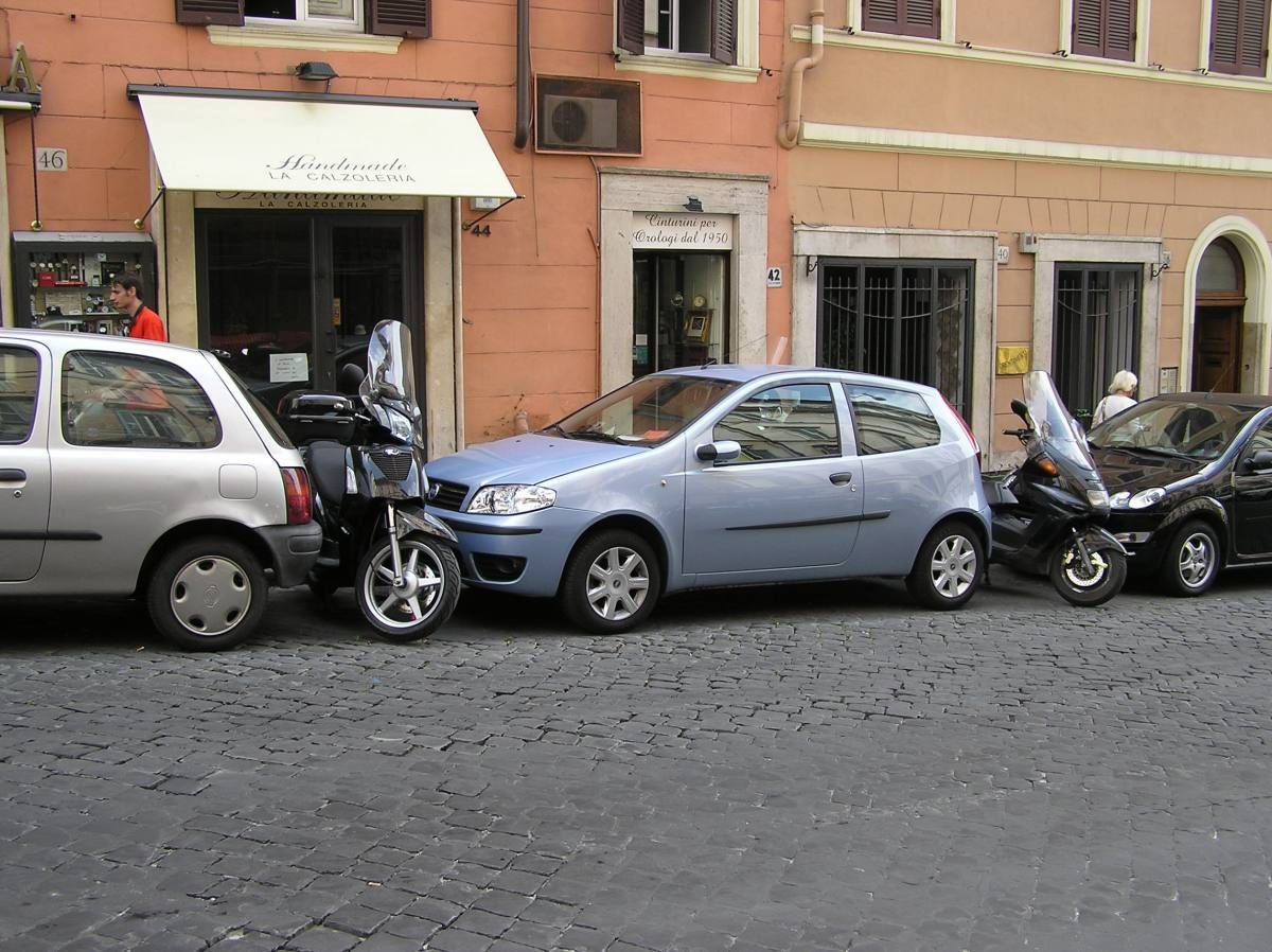 Getting Italian Driver's License