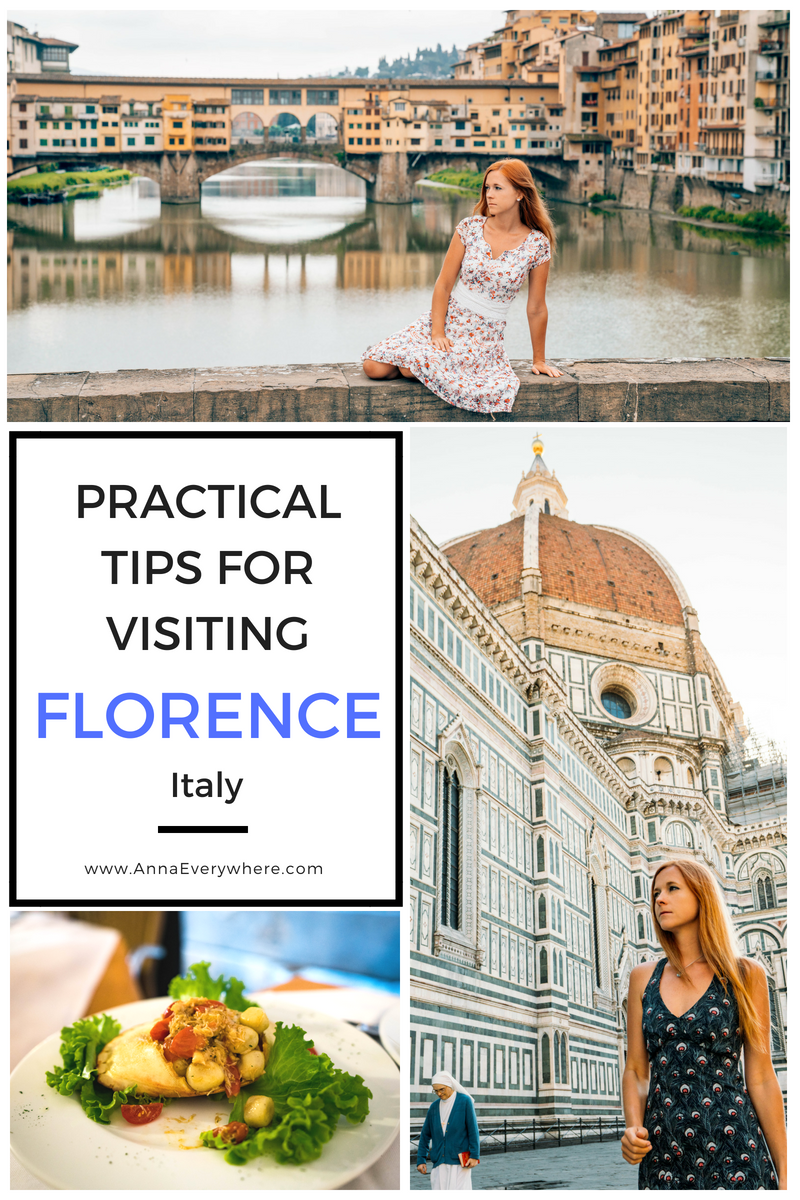 Things to Know When Visiting Florence: How to Avoid Mistakes