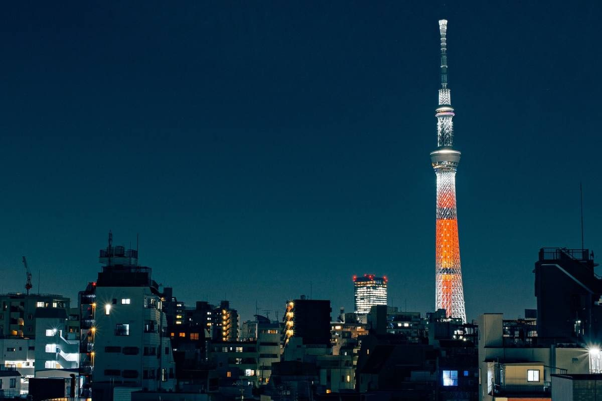 Things to do in Tokyo at night