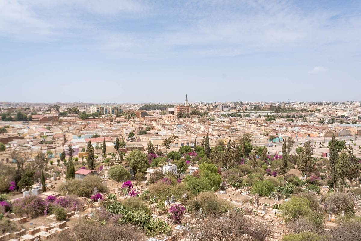 Why Did I Travel to Eritrea? | Anna Everywhere
