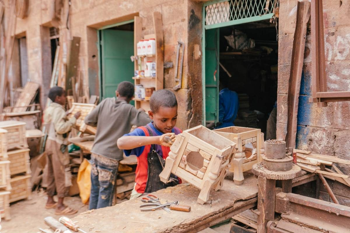 kids Eritrea