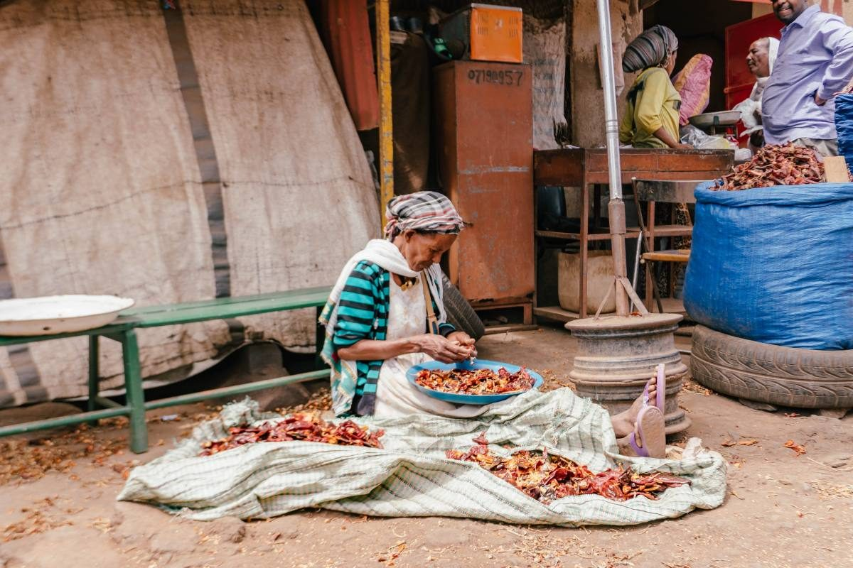 Medebar Market Asmara