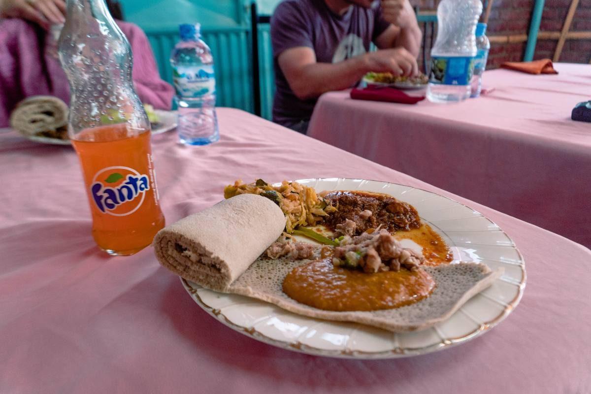 food in Eritrea