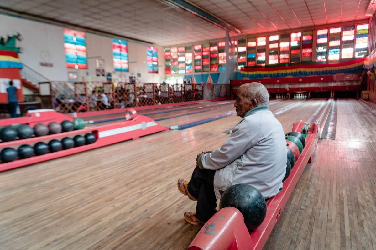 bowling Asmara Eritrea