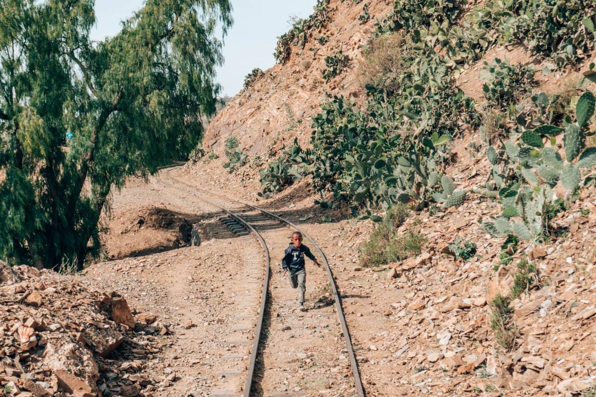 kid Eritrea