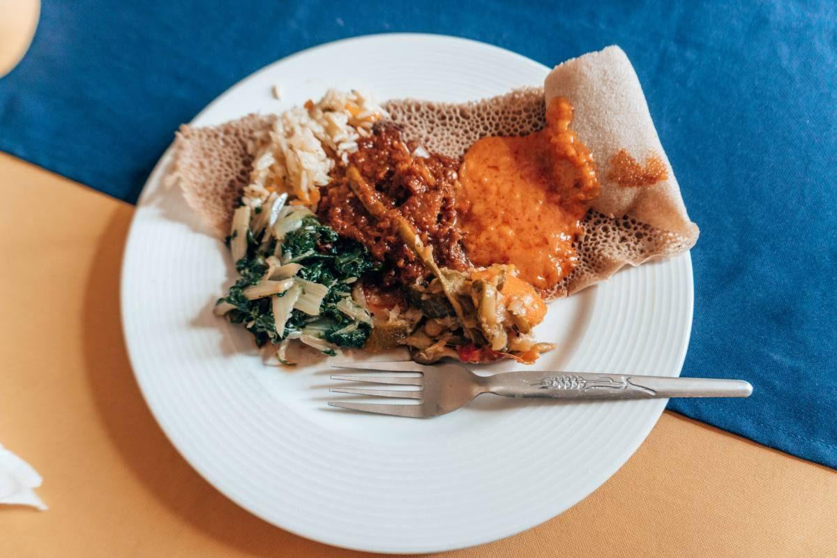 Eritrean food