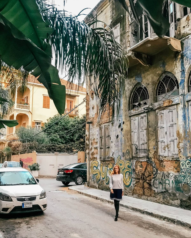 Beirut Lebanon safe