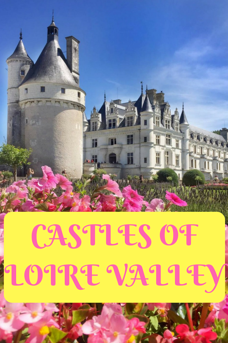 Visiting Loire Valley