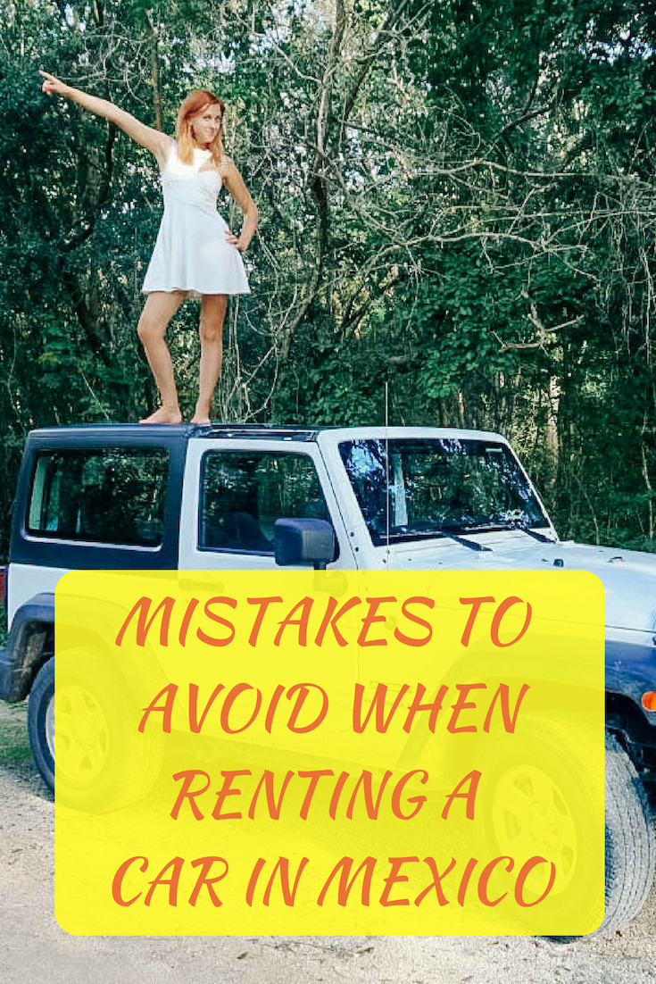 Renting a Car in Cancun