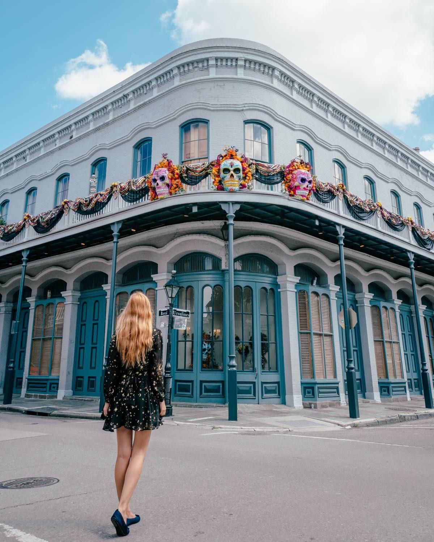 New Orleans halloween