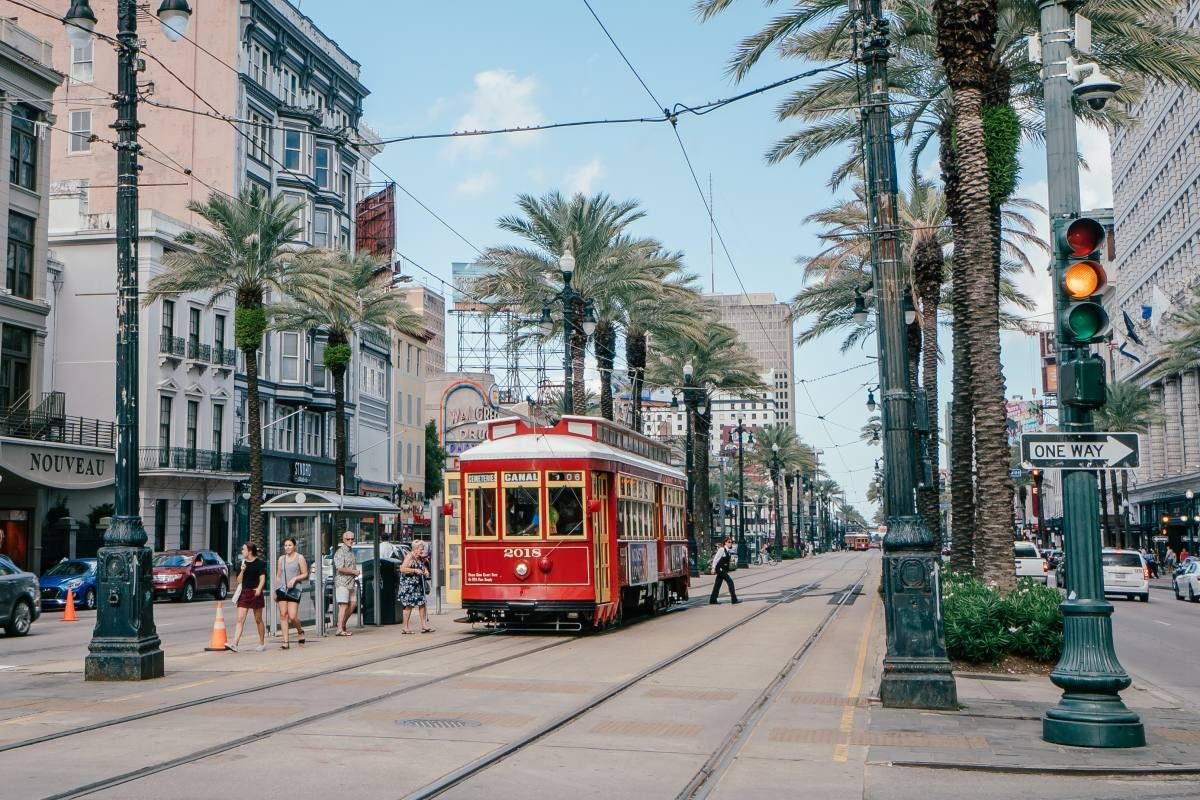 How to Get Around New Orleans