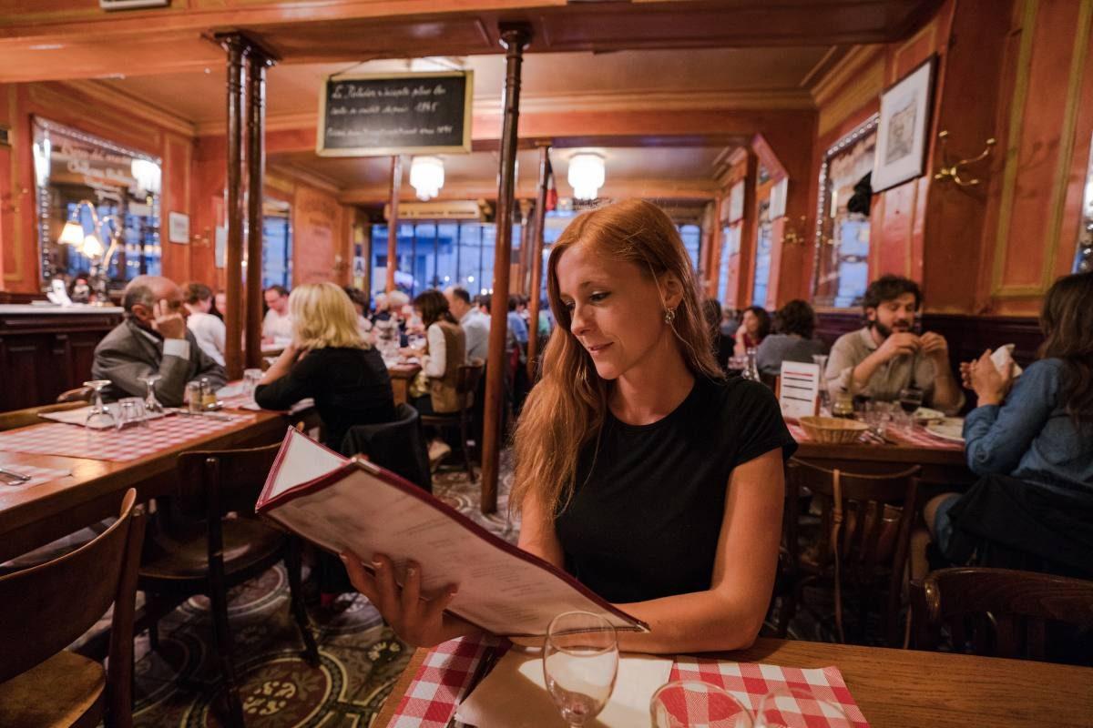 Polidor Restaurant Paris