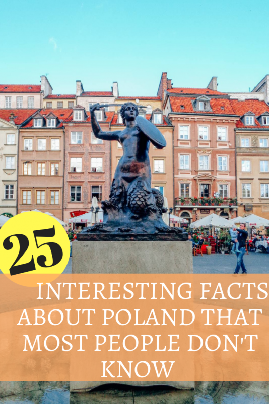 25 Facts About Poland