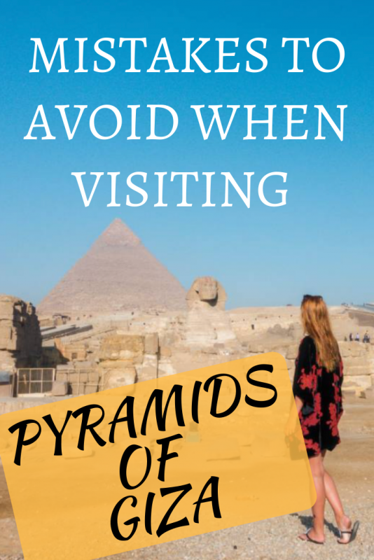 Tips For Visiting Pyramids Of Giza In Egypt Anna Everywhere